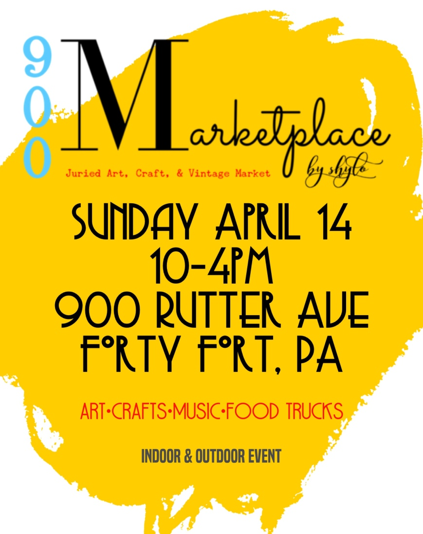 April 14, 2019 Exhibitor List – 900 Marketplace